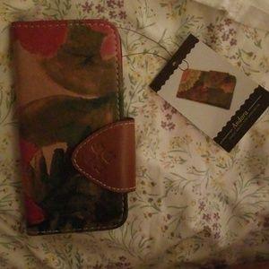 Patricia Nash phone case